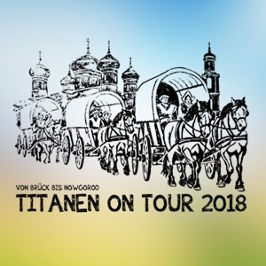 Titanen on tour 2018